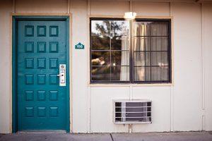 puerta ventana instalacion aire acondicionado