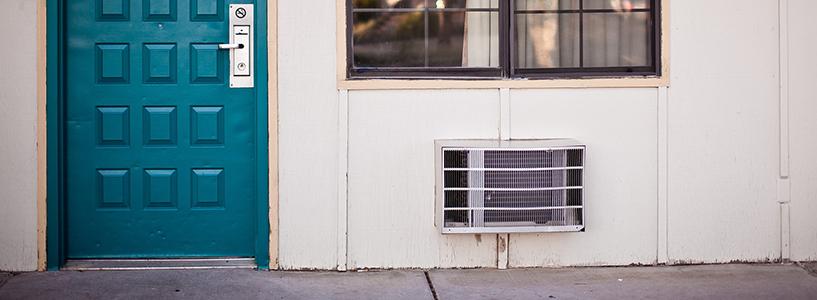 aparato externo instalacion aire acondicionado