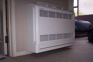 aparato interno instalacion aire acondicionado