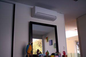 split instalacion aire acondicionado