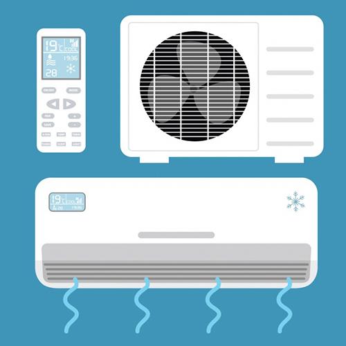 sistema aire acondicionado climatizacion