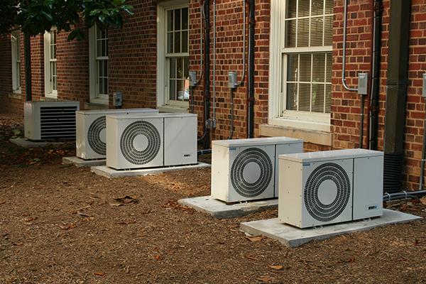 unidad exterior climatizacion