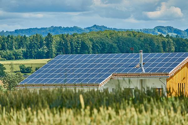 casa energia solar climatizacion