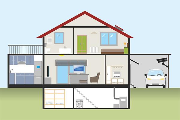 casa climatizacion